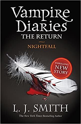 Image result for the vampire diaries the return: nightfall book cover