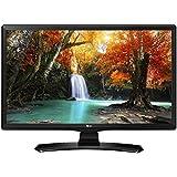 "LG 24MT49VF-PZ.API 24"" Monitor Tv - Computer Monitors (61 Centimetri (24""), 250 cd/m², 1366 x 768 pixels, LED, HD, 1366 x 768)"