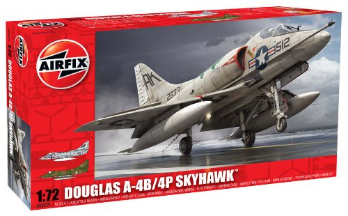 Airfix 1:72 Douglas A-4B/4P Skyhawk (A03029)