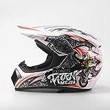 Teen Children Off-Road Helmet Off-Road Motorcycle Helmet Off-Road Vehicle ATV Motorcycle Helmet ATV