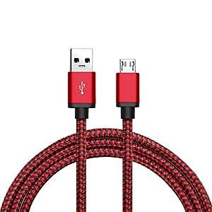 Micro USB Kabel Nylon - Wirklich empfehlenswert