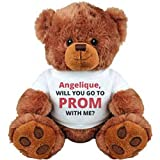 Angelique, Will You Go To Prom With Me?: Medium Plush Teddy Bear