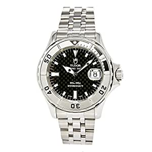 Tudor Hydronaut automatic-self-wind mens Watch 89190P (Certified Pre-owned)