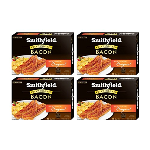 Hormel Fully Cooked Bacon - 9