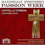 Steinberg: Passion Week