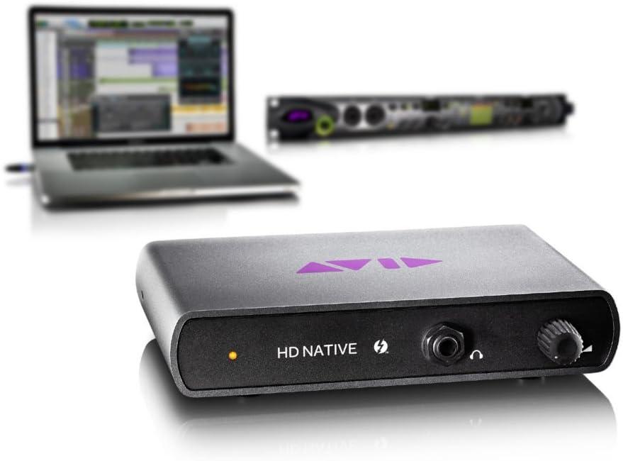 Avid Pro Tools HD Native Thunderbolt Interface