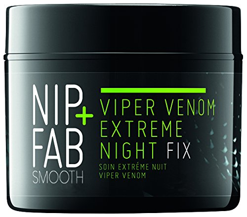 Nip + Fab Viper Venom Night Facial Treatment, 1.7 Ounce (packaging may vary) ()