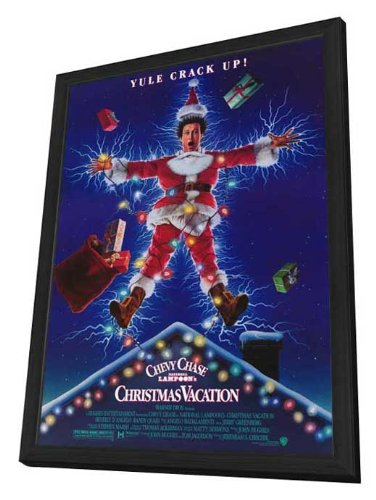 National Lampoon's Christmas Vacation - 27 x 40 Framed Movie