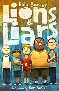 Book Cover: Lions & Liars