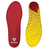 Sof Sole Men's Arch Full Length Comfort High Arch Shoe Insole, Men's Size 9-10.5