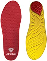 Save on Sof Sole Arch Full Length Comfort High Arch Shoe Insole, Mens Size 9-10.5 and more