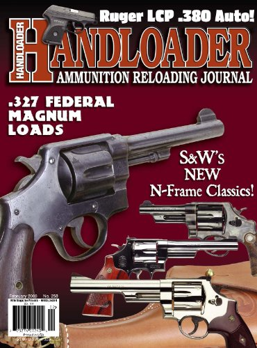 Handloader Magazine - February 2009 - Issue Number - Remington Magnum 7mm