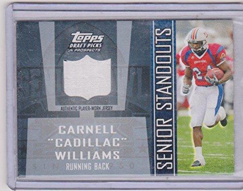 2005 Topps Draft Picks Carnell