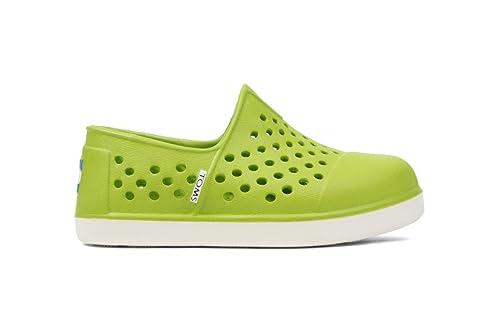 TOMS - Alpargatas para niño verde Green EVA
