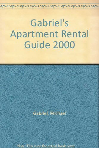 Gabriel's Apartment Rental Guide 2000 (1930028008 5636893) photo