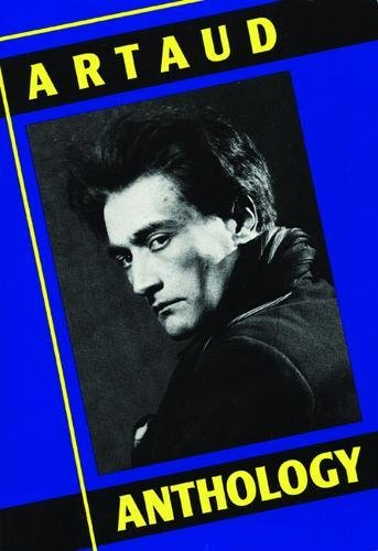 Artaud Anthology by City Lights Publishers