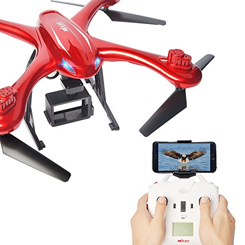 Buy cheap mjx x102h quadcopter aerial photography drones for gopro sjcam