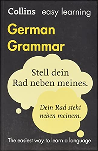 Amazon collins easy learning german grammar 8601300026824 collins easy learning german grammar third edition third edition edition fandeluxe Image collections