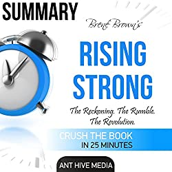 Brené Brown's Rising Strong Summary