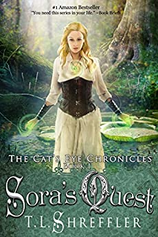 Sora's Quest (The Cat's Eye Chronicles Book 1) by [Shreffler, T. L.]