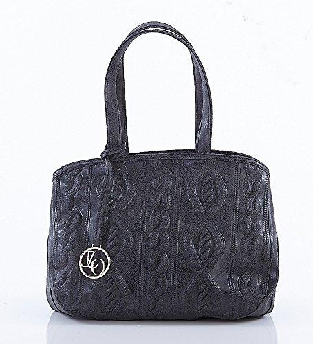 BLACK SHOULDER BAG J.LO BY JENNIFER LOPEZ BAGJL6146NE