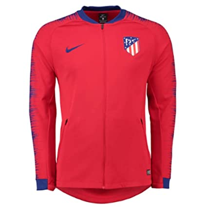 Amazon.com : Nike 2018-2019 Atletico Madrid Anthem Jacket ...