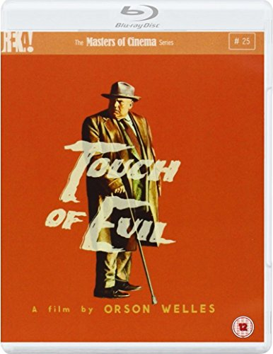 Touch of Evil - 2-Disc Set [ NON-USA FORMAT, Blu-Ray, Reg.B Import - United Kingdom ]