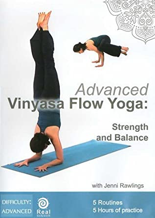 Advanced Vinyasa Flow Yoga: Strength and Balance by Jenny ...