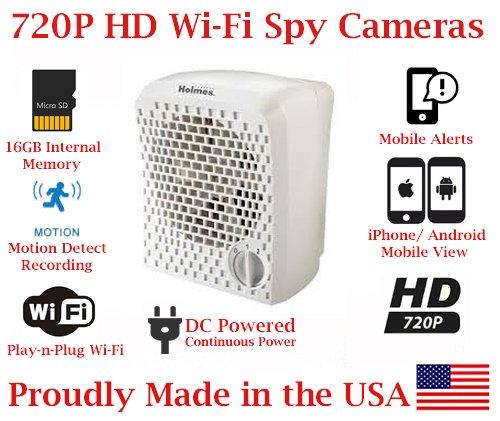 SecureGuard Wireless Purifier Security Spy