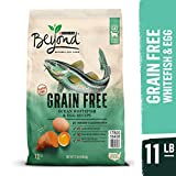 Purina Beyond Grain Free, Natural Dry Cat Food, Grain Free Ocean Whitefish & Egg Recipe - 11 lb. Bag