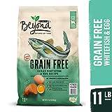 Purina Beyond Grain Free, Natural Dry Cat Food, Grain Free Ocean Whitefish & Egg Recipe - 11 lb. Bag Larger Image