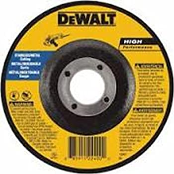 Amazon Com Forney 72318 Cut Off Wheel Type 1 Metal With