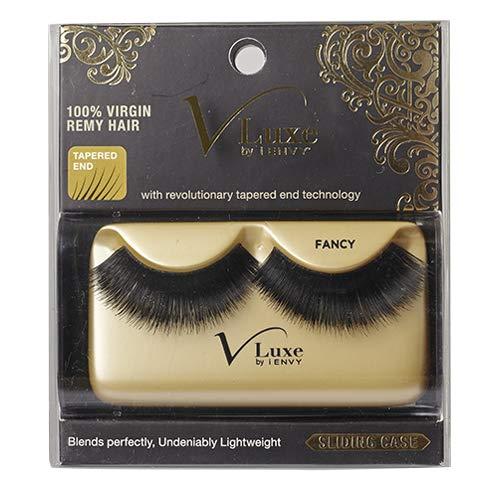 V Luxe 100% Virgin Remy Hair Eyelashes Fancy