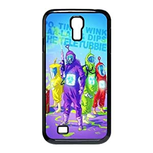 Generic for Samsung Galaxy S4 9500 Cell Phone Case Black The Teletubbies Custom S7627