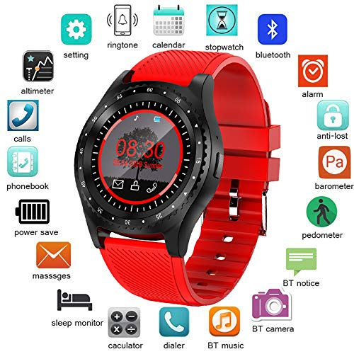 MINSINNY Reloj Inteligente LIGE Smart Watch Men Women Sport Reloj ...