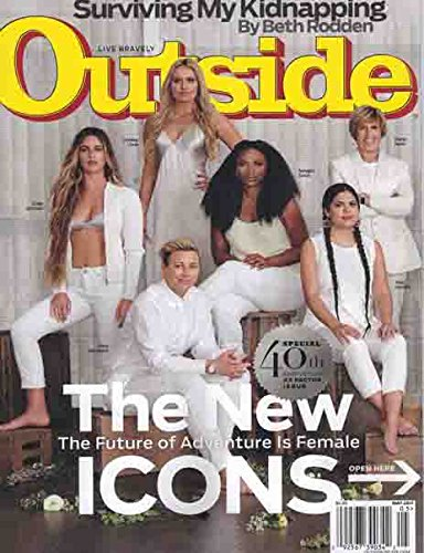 Outside Magazine (May, 2017) The New Icons