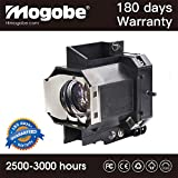 For ELPLP39 Replacement Projector Lamp with Housing for EMP-TW1000 EMP-TW2000 EMP-TW700 EMP-TW980; HOME CINEMA1080 Projector by Mogobe