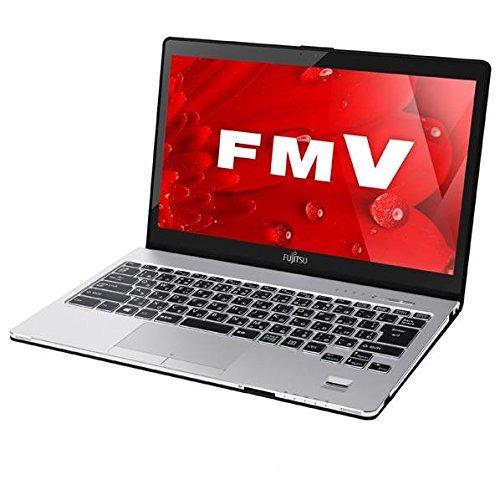 富士通 スタンダードモバイルノートパソコン LIFEBOOK スパークリングブラック FMVS90B1B   B01N3523F6