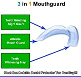 Professional Teeth Dental Guards - 4 Pack - Stops