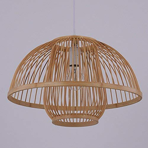 XQY Bedroom Living Room Decoration Chandelier,Chandelier, Creative Caves Engraved Chinese Lounge, The Bamboos Vine Chandeliers Pendant Lights for Restaurants, Chandelier Crystal,400200