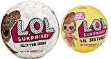 L.O.L. Surprise Set of 2 w/ 1 LOL Glitter Series Ball & 1 Sister Series Deal (Small Image)