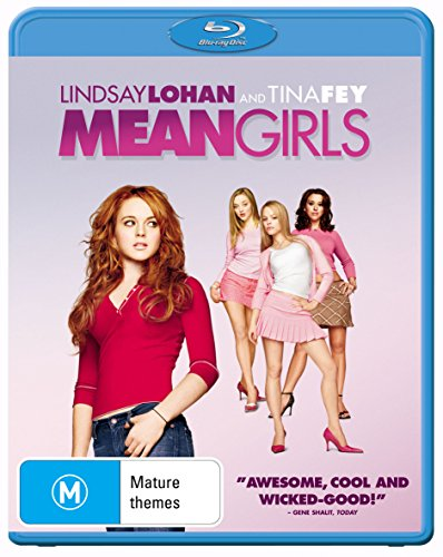Mean Girls   NON-USA Format   Region B Import - Australia