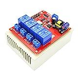 Jili Online 4CH Channel 220V Relay Shield Wireless Control Module Board WIFI Door Lock