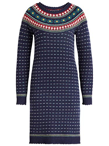 Blue Blue King Louie Dress Pasadena Strickkleid Knit qw4vR6xUz