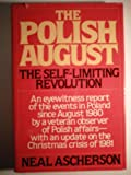 The Polish August, Neil Ascherson, 0670563056