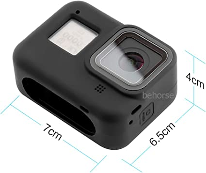 Soft Silikon Body Case Für Gopro Hero 8 Hülle Silikon Kamera
