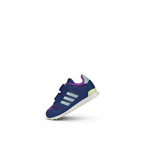 bd6f9b174 adidas Unisex Babies  ZX 700 CF I Low-Top Sneakers  Amazon.co.uk  Shoes    Bags