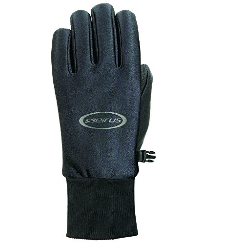 Form Fit Design (Seirus Innovation 8010 Men's All Weather Polartec Glove - Snug Form-Fit Design TOP SELLER)