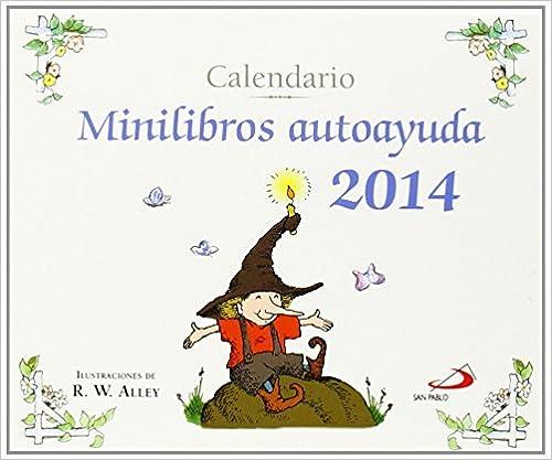 Libros de audio en línea gratis descargar ipod Calendario 2014 De Sobremesa Con Soporte. Minilibros Autoayuda (Calendarios y Agendas) PDF RTF 8428542341