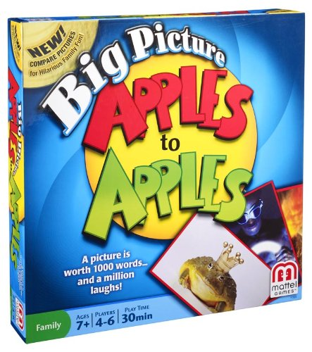 Big Picture Apples Game